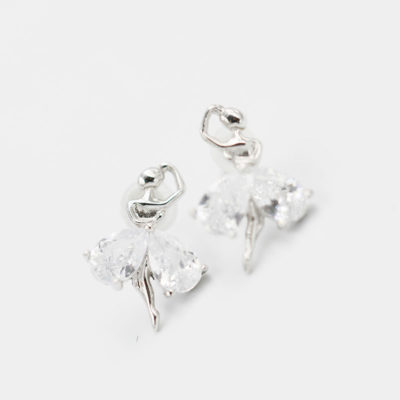 HelenEarrings silver2